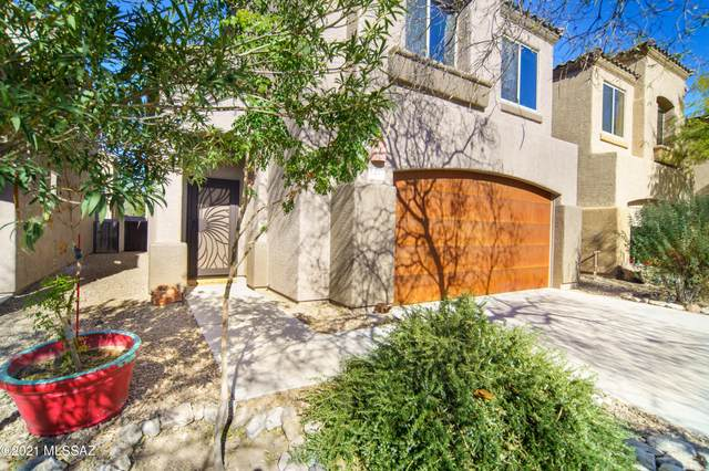 2248 W Floral Cliff Way, Tucson, AZ 85741 (#22101800) :: Long Realty - The Vallee Gold Team