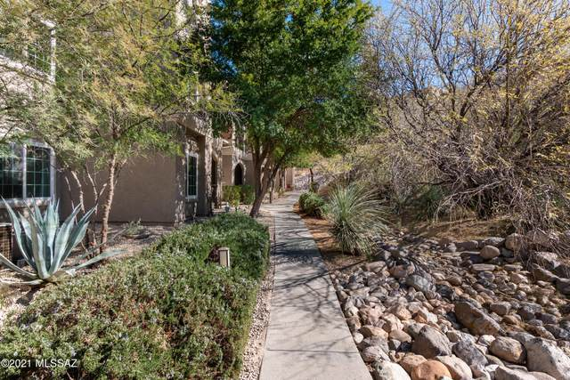 1500 E Pusch Wilderness Drive #16107, Tucson, AZ 85737 (#22101801) :: Long Realty - The Vallee Gold Team