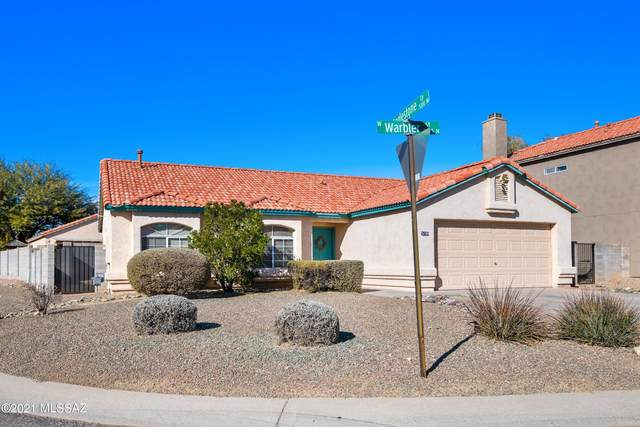 5180 W Warbler Street, Tucson, AZ 85742 (#22101807) :: Tucson Real Estate Group