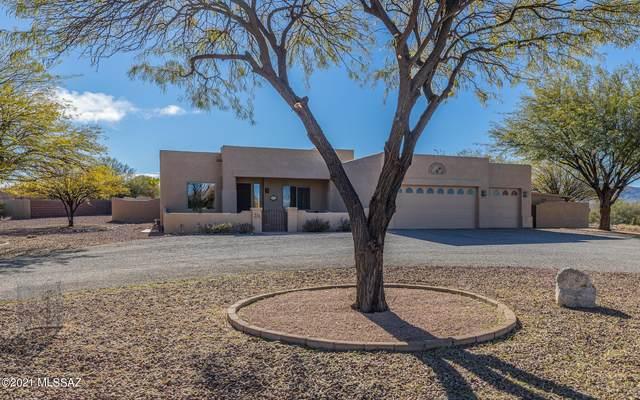 13978 E Wild Jesse Way, Vail, AZ 85641 (#22101818) :: Luxury Group - Realty Executives Arizona Properties