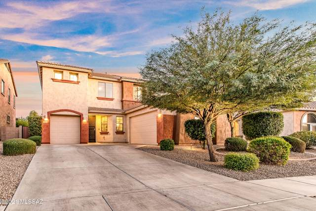 1203 W Rodriguez Road, Oro Valley, AZ 85755 (#22101821) :: Long Realty - The Vallee Gold Team