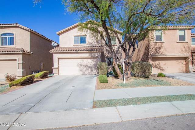 10687 E Ottoman Drive, Tucson, AZ 85747 (#22101822) :: Long Realty - The Vallee Gold Team