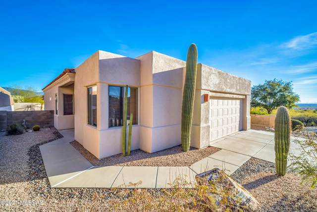 5376 N Catalina Canyon Place, Tucson, AZ 85749 (MLS #22101823) :: My Home Group