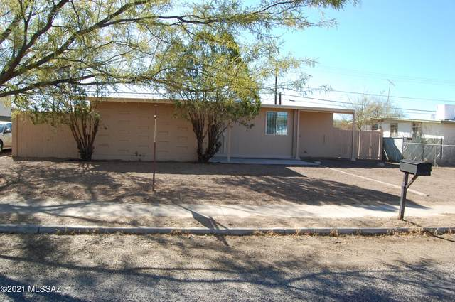 4242 E Valentine Street, Tucson, AZ 85711 (#22101824) :: Long Realty - The Vallee Gold Team
