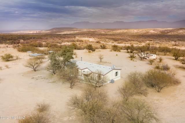 16770 N San Pedro River Road, Benson, AZ 85602 (#22101835) :: Long Realty Company