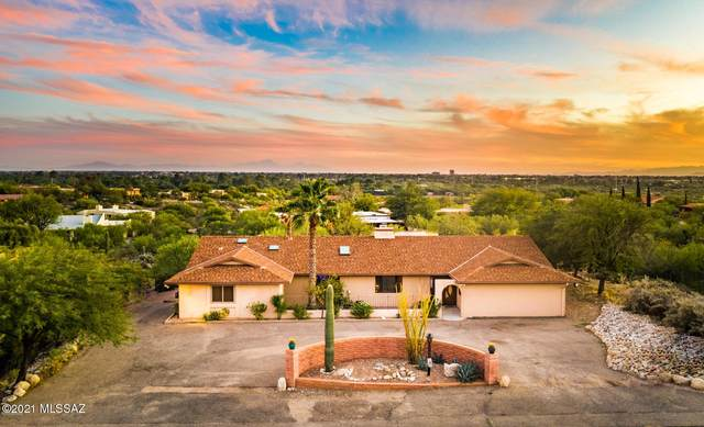 6030 E River Road, Tucson, AZ 85750 (#22101839) :: Long Realty - The Vallee Gold Team