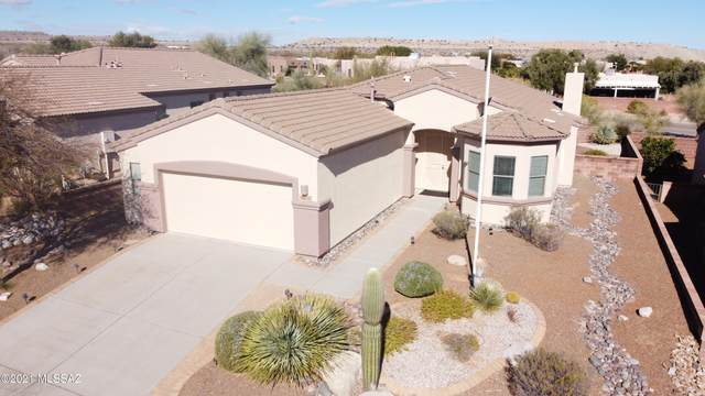 1140 W Arbor Ridge Drive, Green Valley, AZ 85614 (#22101840) :: Long Realty - The Vallee Gold Team