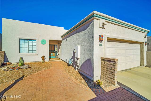 676 W Waterview Drive, Green Valley, AZ 85614 (#22101856) :: Long Realty - The Vallee Gold Team