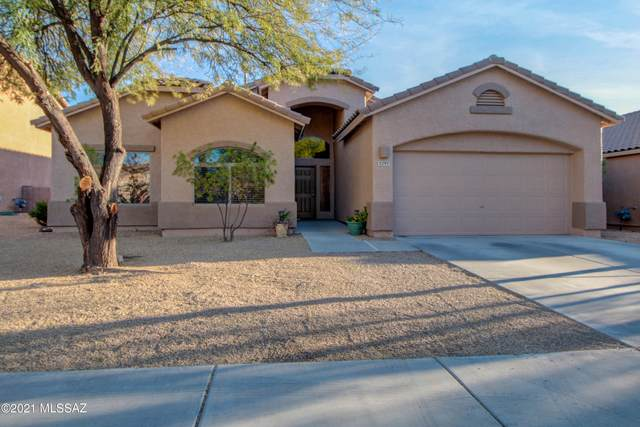 5297 W Olivine Drive, Tucson, AZ 85735 (#22101867) :: Long Realty - The Vallee Gold Team