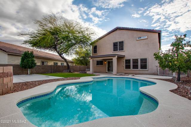 13168 N Tanner Robert Drive, Oro Valley, AZ 85755 (#22101870) :: Long Realty - The Vallee Gold Team