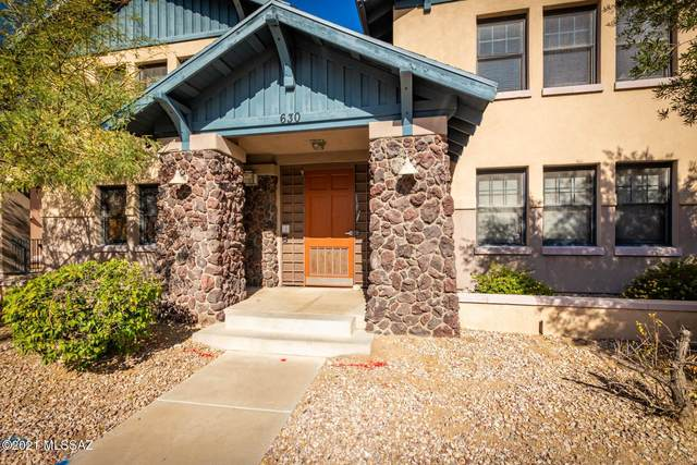 630 Harvill Drive #206, Tucson, AZ 85705 (#22101878) :: Gateway Realty International