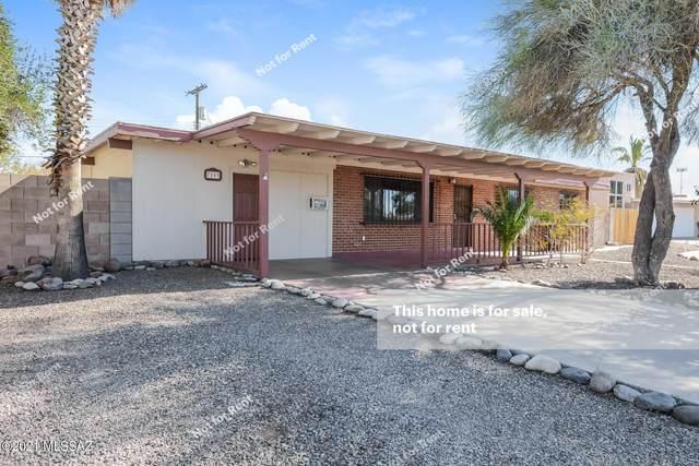 7161 E 32Nd Place, Tucson, AZ 85710 (#22101881) :: Tucson Real Estate Group