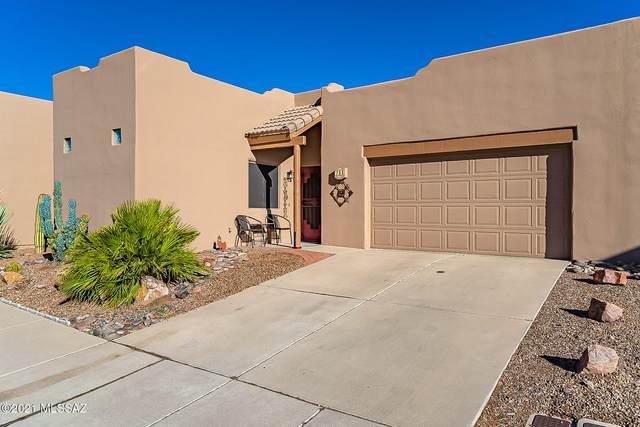 760 W Calle De La Pelotita, Green Valley, AZ 85614 (#22101882) :: Long Realty - The Vallee Gold Team