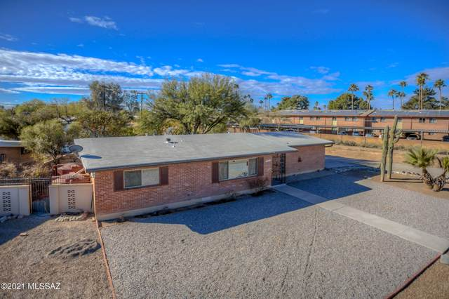 2215 N Frannea Drive, Tucson, AZ 85712 (#22101886) :: Tucson Real Estate Group