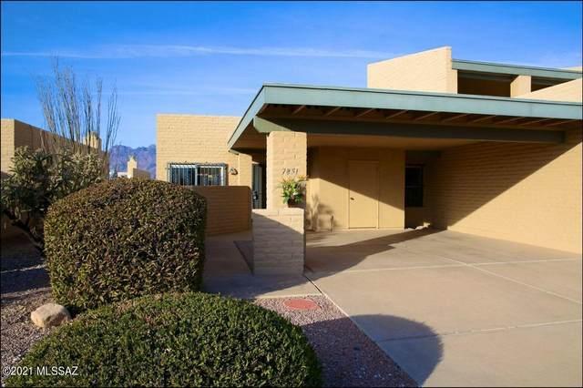 7851 E Rosewood Street, Tucson, AZ 85710 (#22101888) :: Tucson Real Estate Group