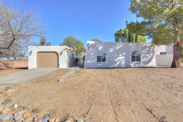 501 Driftwood Circle, Nogales, AZ 85621 (#22101898) :: Long Realty - The Vallee Gold Team