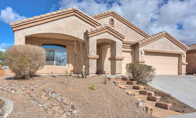 5226 W Spring Willow Court, Tucson, AZ 85741 (#22101906) :: Long Realty - The Vallee Gold Team