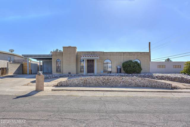 9502 E Myra Drive, Tucson, AZ 85730 (#22101915) :: Long Realty - The Vallee Gold Team