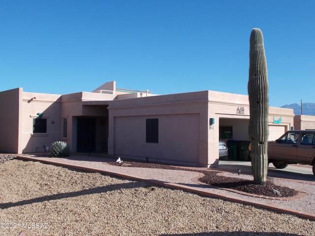 228 N Cobalt Drive, Green Valley, AZ 85614 (#22101922) :: Luxury Group - Realty Executives Arizona Properties