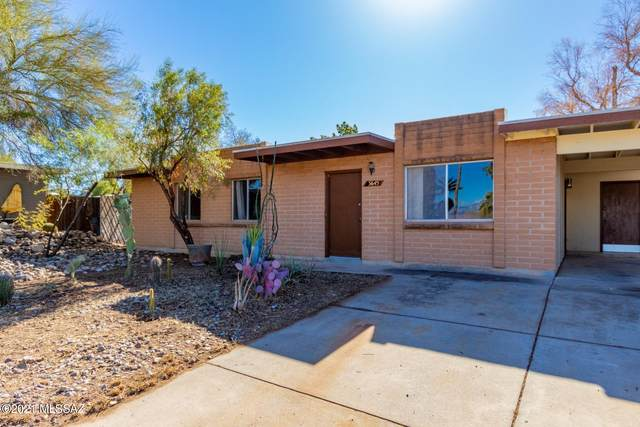 3645 S Hamilton Place, Tucson, AZ 85730 (#22101927) :: Long Realty - The Vallee Gold Team