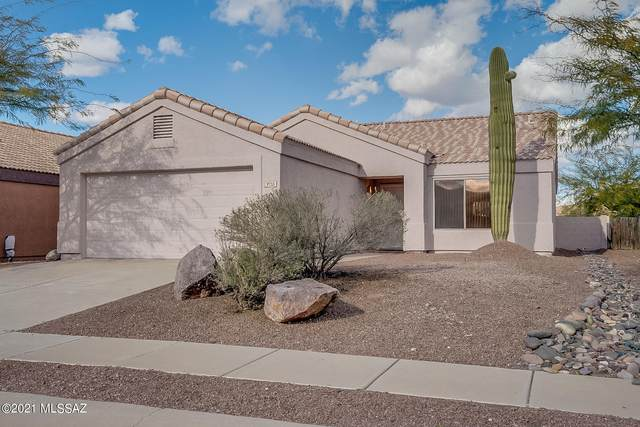 9755 Via De Sisneroz, Tucson, AZ 85747 (#22101933) :: Tucson Real Estate Group