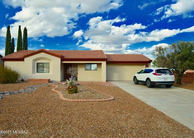 1800 W Vista Ridge Drive, Green Valley, AZ 85622 (#22101951) :: Gateway Realty International