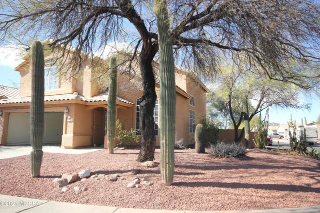 9085 N Palm Brook Drive, Tucson, AZ 85743 (#22101963) :: Tucson Real Estate Group