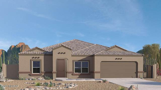 12276 N Miller Canyon Court, Oro Valley, AZ 85755 (#22101967) :: Tucson Real Estate Group