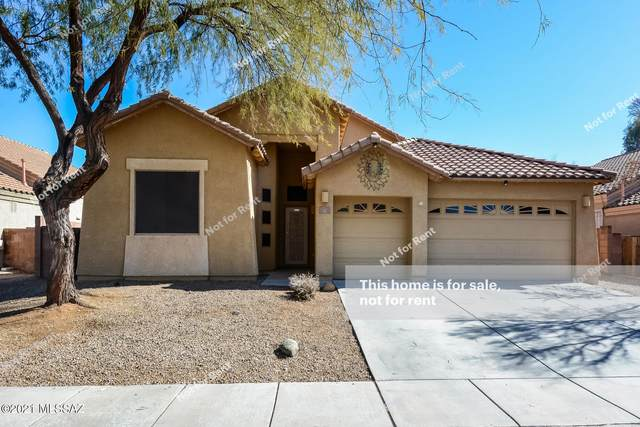 210 N Old Camp Lane, Sahuarita, AZ 85629 (#22101969) :: The Local Real Estate Group | Realty Executives