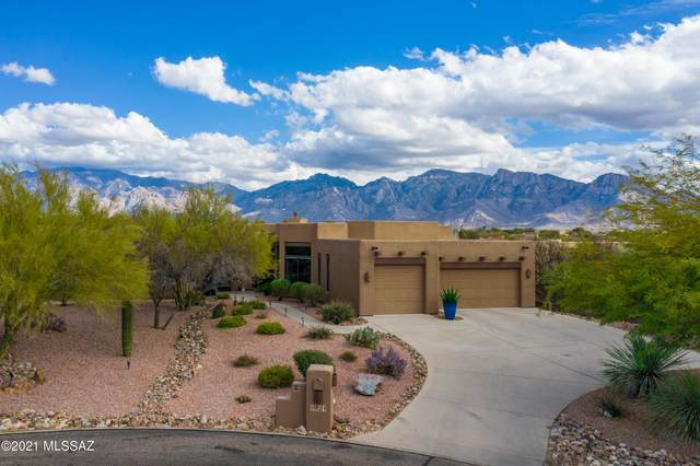 921 W Painted Clouds Place, Oro Valley, AZ 85755 (#22101976) :: Tucson Real Estate Group