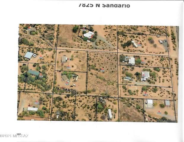 7825 N Sandario Road, Tucson, AZ 85743 (#22101978) :: Tucson Real Estate Group