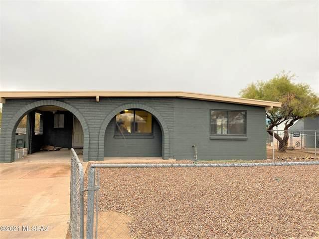326 W Calle Ramona, Tucson, AZ 85706 (#22101979) :: Tucson Real Estate Group