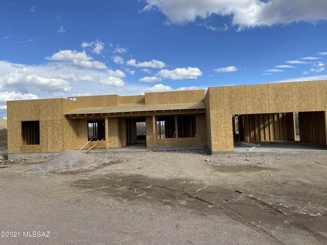 4957 S Sunset Boulevard, Tucson, AZ 85757 (#22102005) :: Long Realty - The Vallee Gold Team