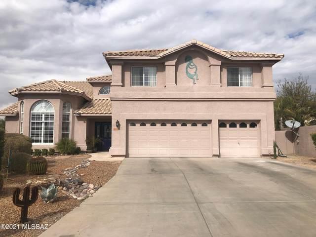 10855 N Glen Abbey Drive, Tucson, AZ 85737 (#22102024) :: Gateway Realty International