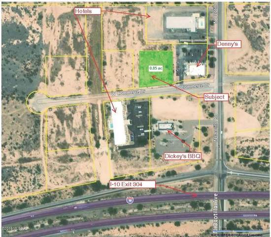 W Commerce Drive #6, Benson, AZ 85602 (#22102029) :: Keller Williams
