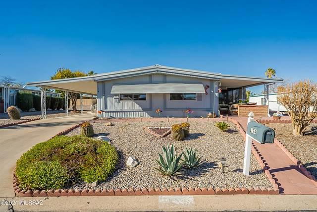 174 W Palma Drive, Green Valley, AZ 85614 (#22102030) :: Tucson Real Estate Group