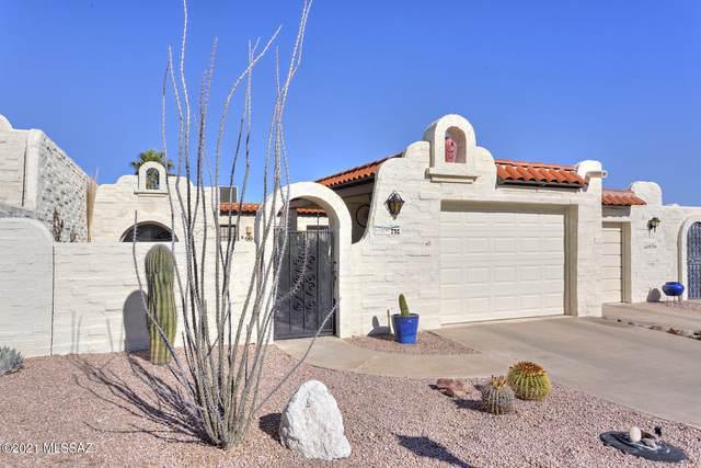 732 W Placita Nueva, Green Valley, AZ 85614 (#22102032) :: Tucson Real Estate Group