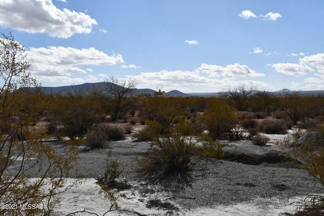 5740 S Spencer C, Tucson, AZ 85757 (MLS #22102040) :: The Luna Team