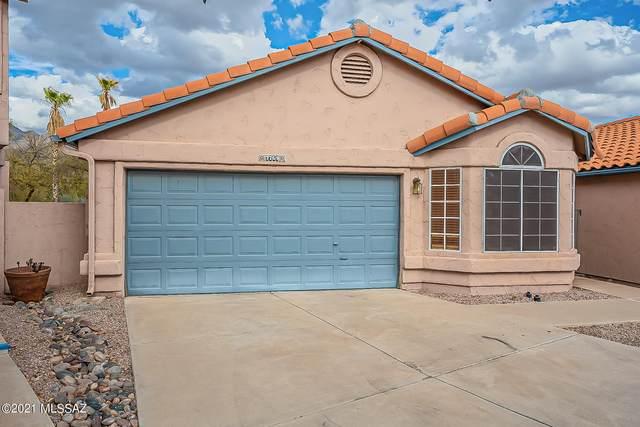7769 E Entrada De Ventana, Tucson, AZ 85750 (#22102046) :: AZ Power Team | RE/MAX Results