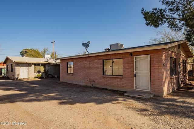 402 W Missouri Street, Tucson, AZ 85714 (MLS #22102049) :: The Luna Team
