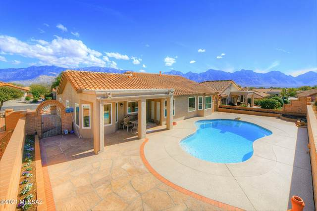 14471 N Chalk Creek Drive, Oro Valley, AZ 85755 (#22102054) :: Gateway Realty International