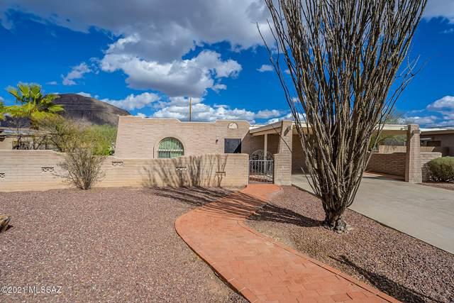 4449 S Paseo Don Carlos, Tucson, AZ 85757 (#22102079) :: AZ Power Team | RE/MAX Results