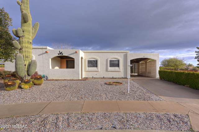 1848 S Abrego Drive, Green Valley, AZ 85614 (#22102087) :: Long Realty - The Vallee Gold Team