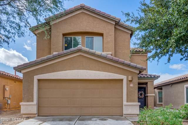113 N Mattie Canyon Drive, Sahuarita, AZ 85629 (#22102094) :: Gateway Realty International