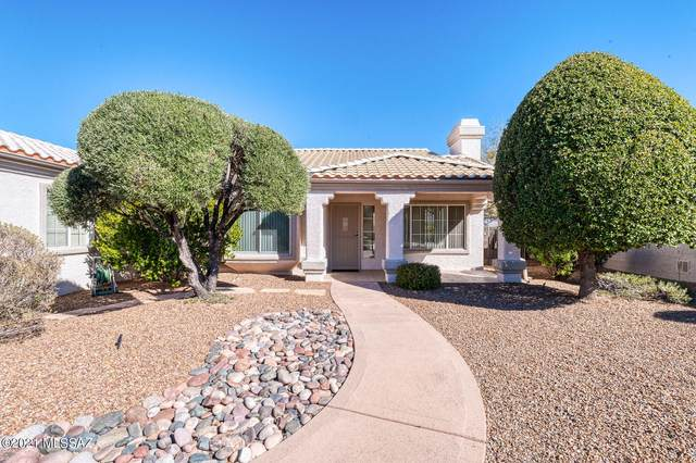13940 N Desert Butte Drive, Oro Valley, AZ 85755 (#22102096) :: Gateway Realty International