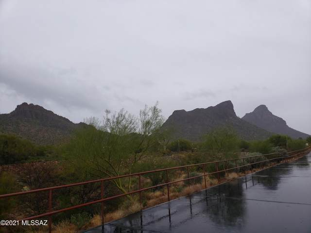 2270 S Diamond D Drive #151, Tucson, AZ 85713 (#22102103) :: Long Realty - The Vallee Gold Team