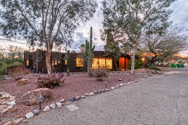 5261 N Calle Oreo, Tucson, AZ 85718 (#22102105) :: Kino Abrams brokered by Tierra Antigua Realty