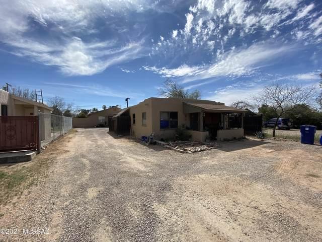 4538 E Lester Street, Tucson, AZ 85712 (#22102131) :: Gateway Realty International