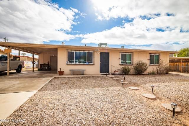 6864 E Nelson Drive, Tucson, AZ 85730 (#22102139) :: Gateway Realty International