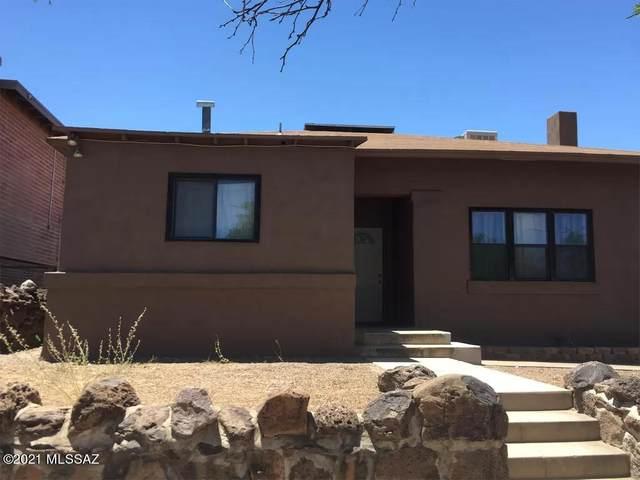 810 E 9th Street, Tucson, AZ 85719 (#22102148) :: Gateway Realty International